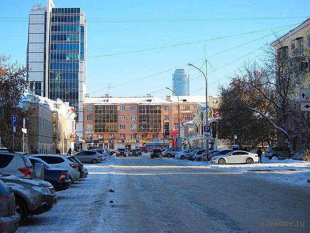 Екатеринбург: центр города