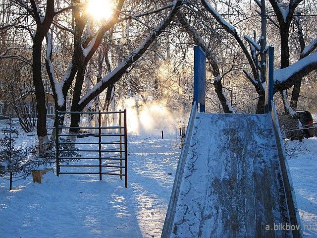 Екатеринбург: городской двор