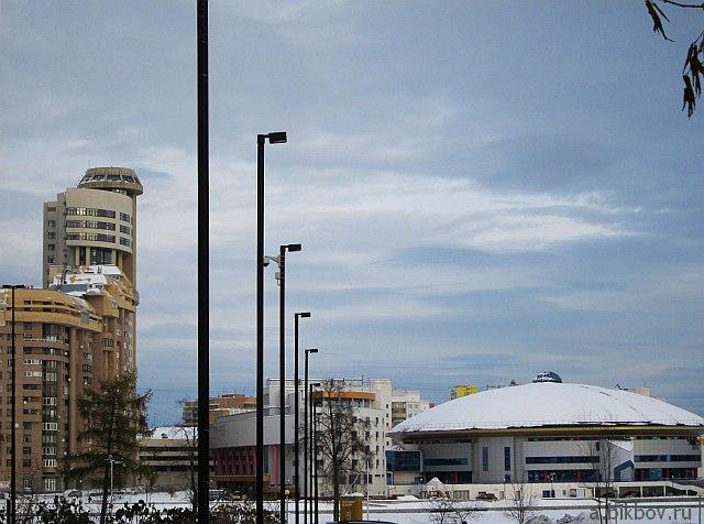 Екатеринбург: вид на город