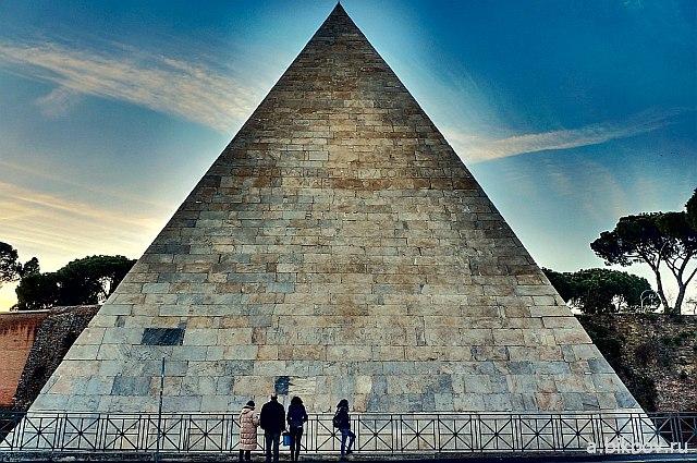 Roma Piramide